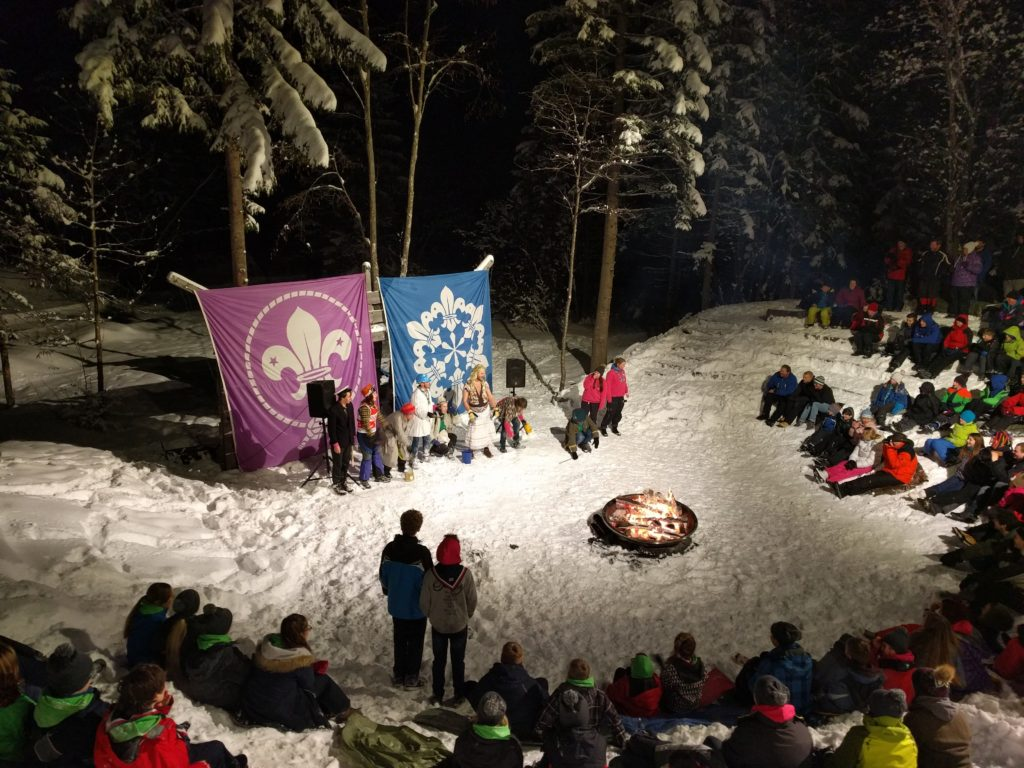 KISC International Campfire